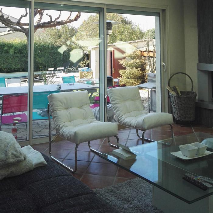 Fauteuil lounge LOFT - Alterego Design - Photo 9