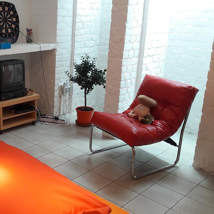 Fauteuil lounge LOFT - Alterego Design - Photo 1