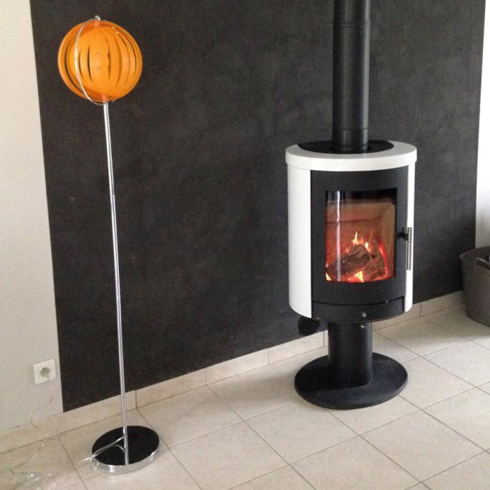 LUNA staanlamp - Alterego Design - Foto 2
