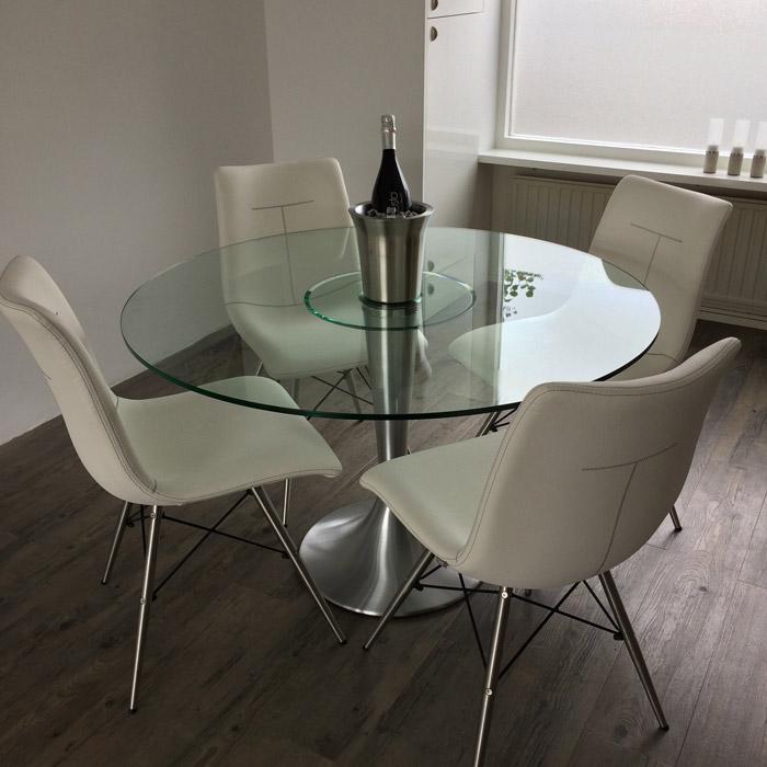 Table à dîner ronde MASKARA - Alterego Design - Photo 1