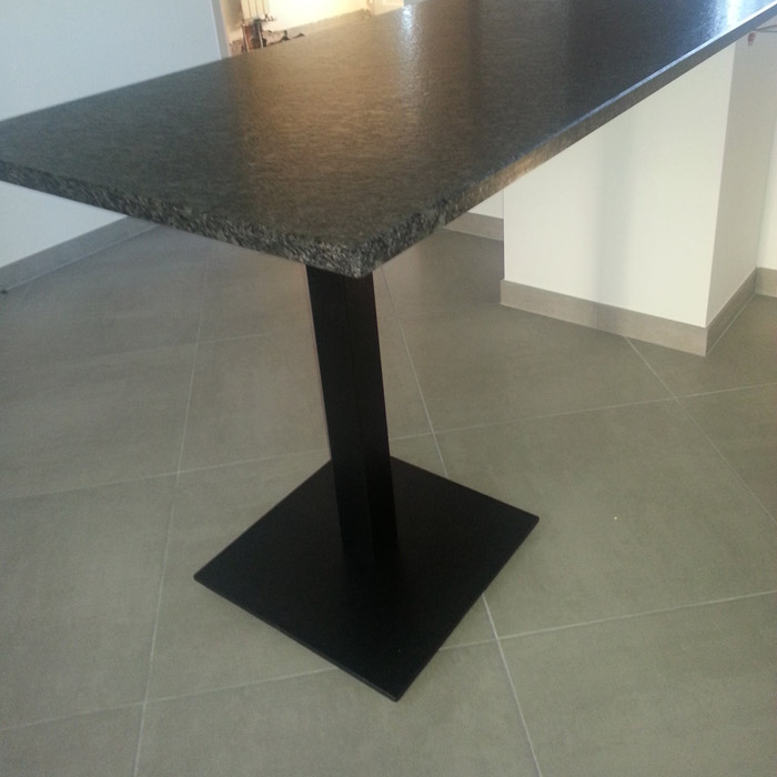 Pied de table NERO 75 - Alterego Design - Photo 2