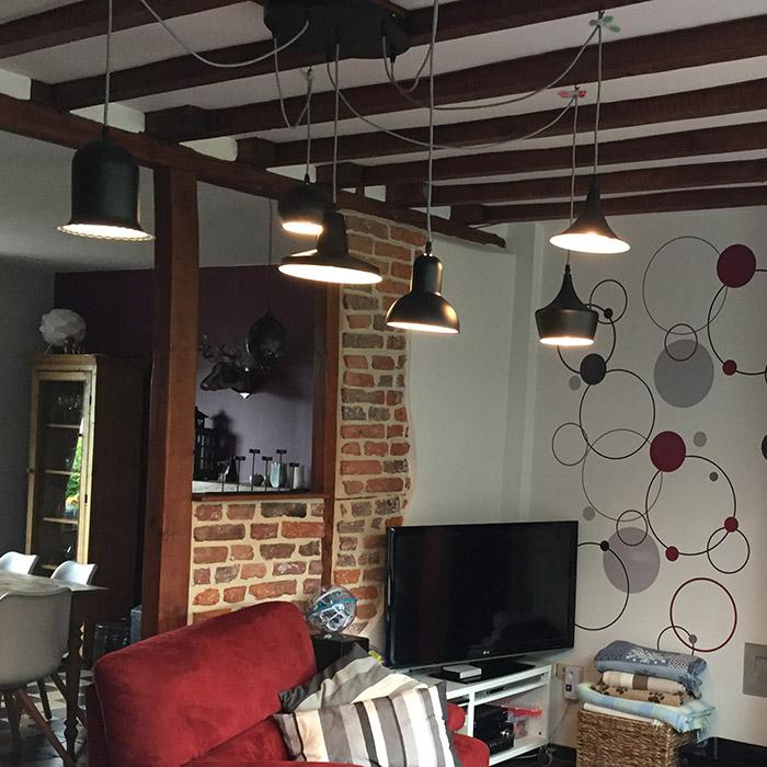 PIGAL hanglamp - Alterego Design - Foto 3