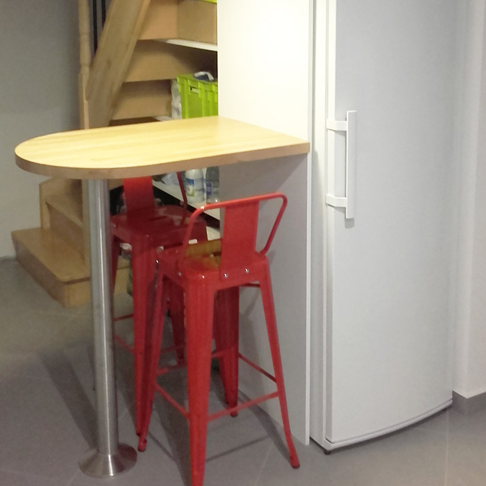 PIKET Pied de table - Alterego Design - Photo 2