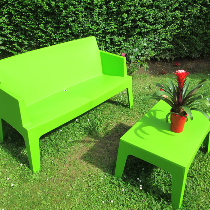 Banc de jardin PLEMO XL - Alterego Design - Photo 7