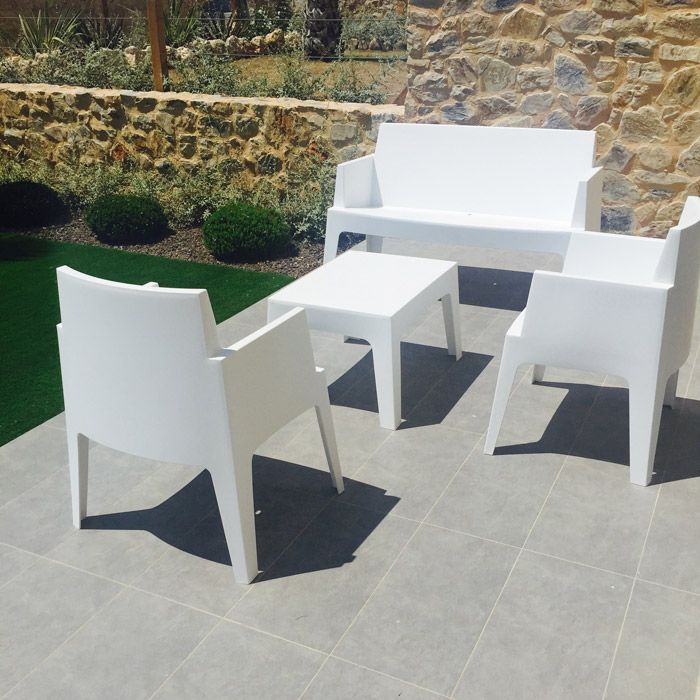 Banc de jardin PLEMO XL - Alterego Design - Photo 2