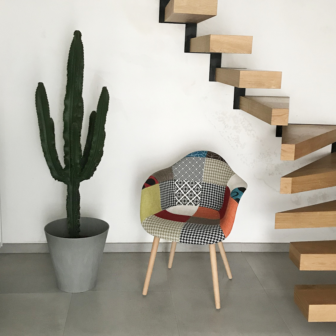 Design stoel RAMBLA - Alterego Design - Foto 3