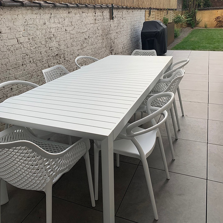 Table de jardin SAMUI - Alterego Design - Photo 1