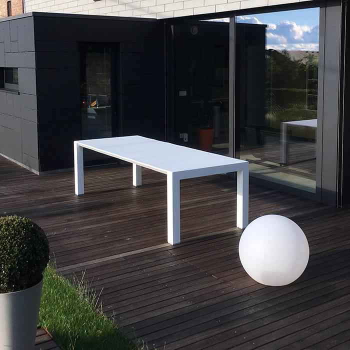 Table de jardin SAMUI - Alterego Design - Photo 2