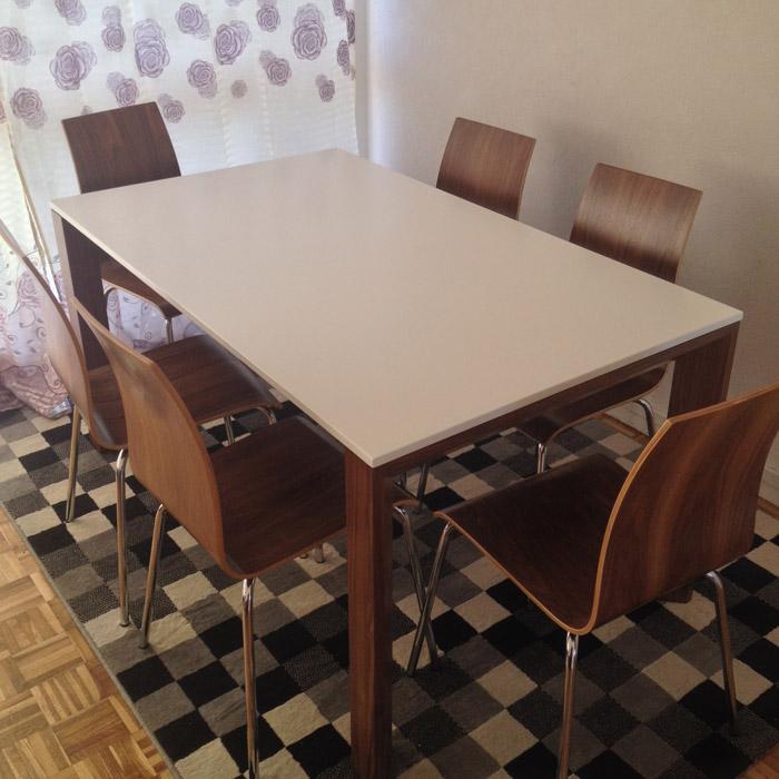 Chaise de salle à manger ESPERA - Alterego Design - Photo 6