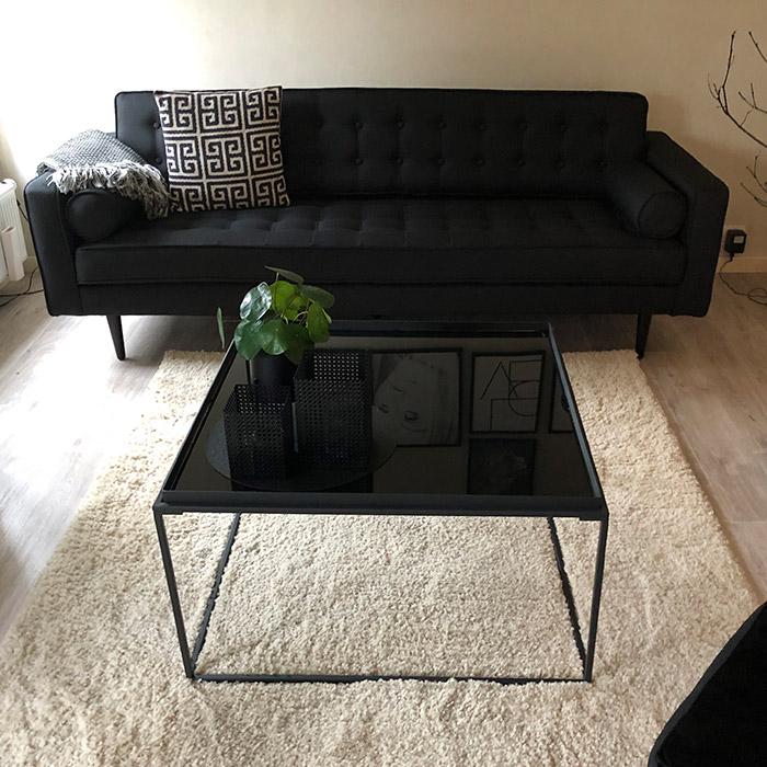 Canapé droit SCOTY - Alterego Design - Photo 2