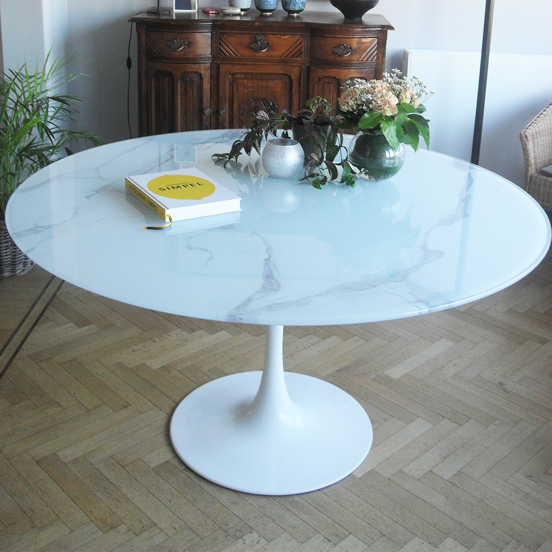 Table ronde SHADOW - Alterego Design - Photo 2