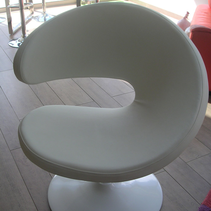 Fauteuil pivotant SHARK - Alterego Design - Photo 2