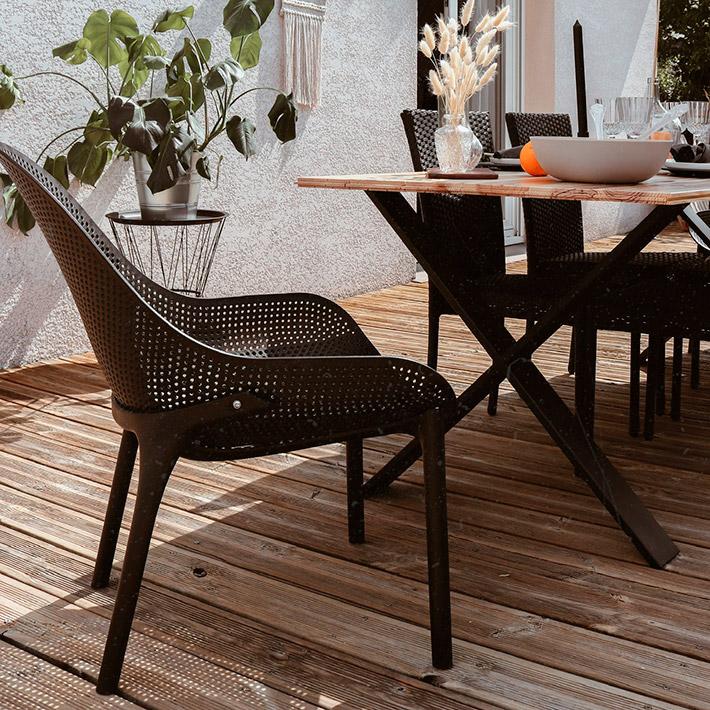 Lounge tuinzetel SILO - Alterego Design - Foto 1