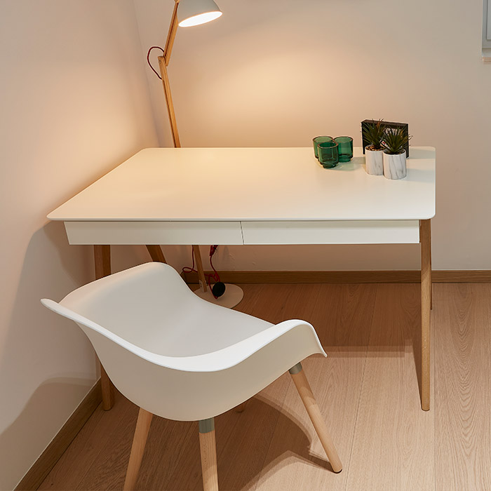 Rechte desk SIROKO - Alterego Design - Foto 7