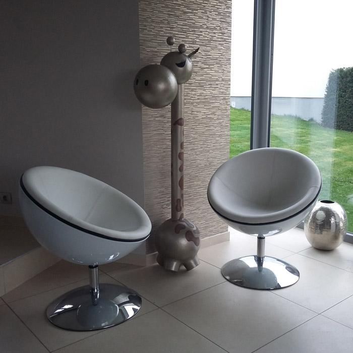 SPHERA bolvormige zetel - Alterego Design - Foto 1