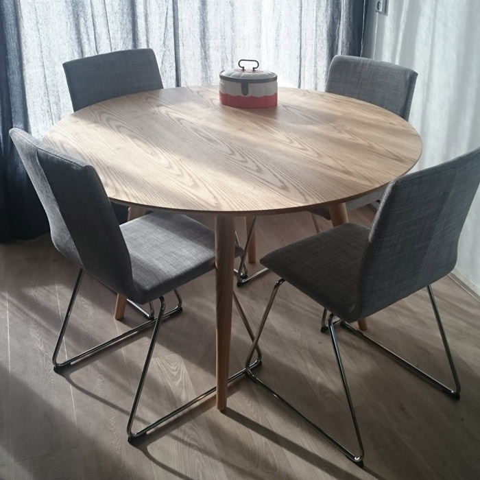Design, ronde tafel SWEDY - Alterego Design - Foto 1
