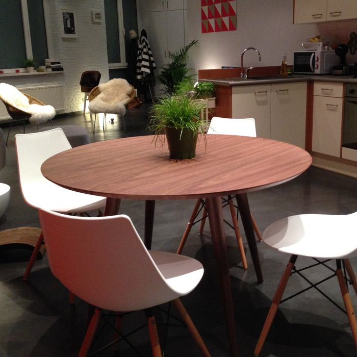 Design, ronde tafel SWEDY - Alterego Design - Foto 2