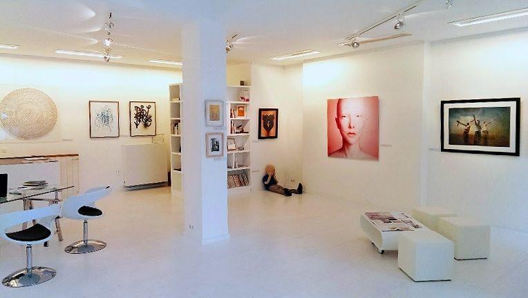 Pouf de salon CUBE - Alterego Design - Photo 1