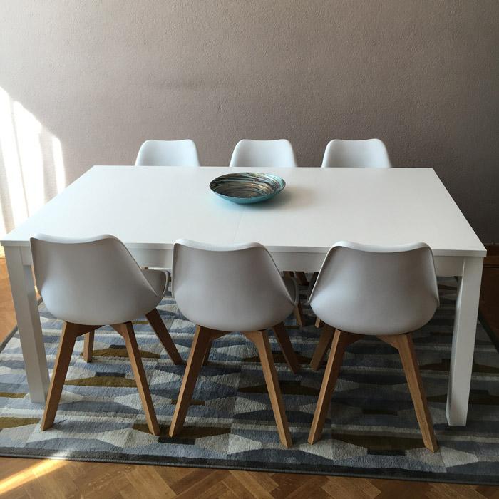 Design stoel TEKI - Alterego Design - Foto 1