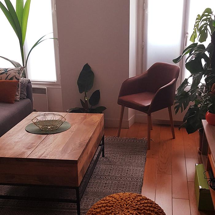 chaise TEXAS - Photo 1