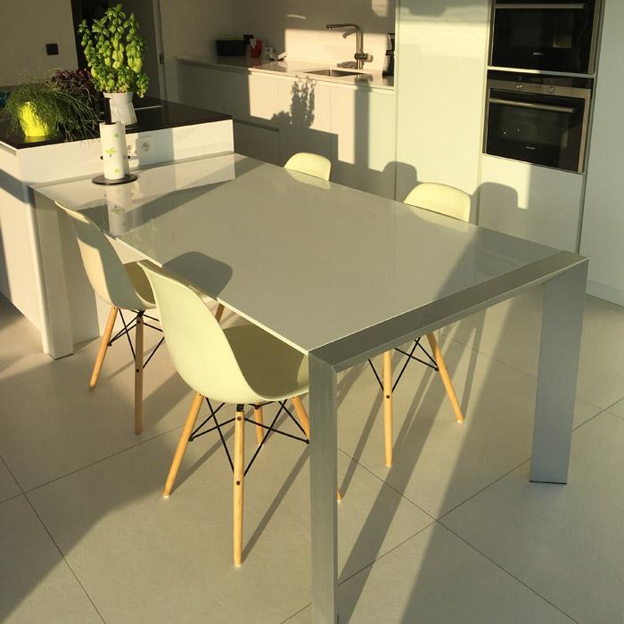 Table à dîner TITAN - Alterego Design - Photo 2