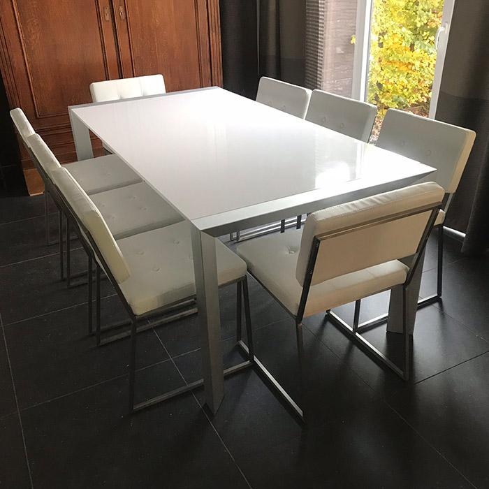 Table de salle à manger TITAN - Alterego Design - Photo 8