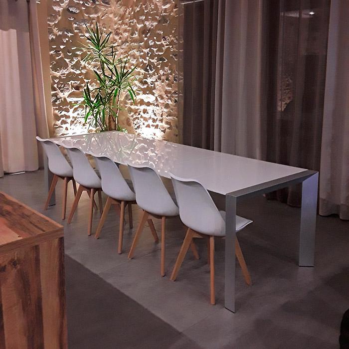Table de salle à manger TITAN - Alterego Design - Photo 5