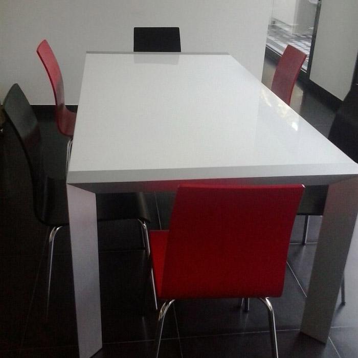 Chaise de salle à manger ESPERA - Alterego Design - Photo 1