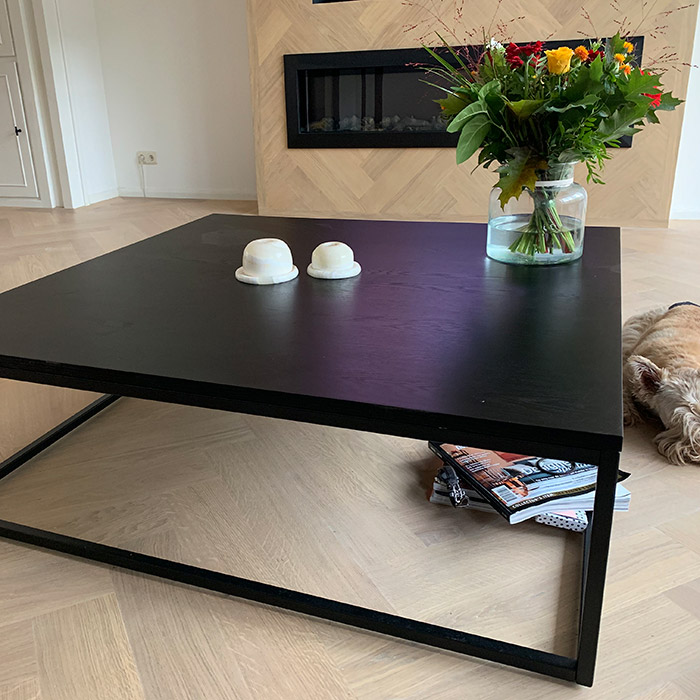 Table basse de salon TRIBECA - Alterego Design - Photo 1