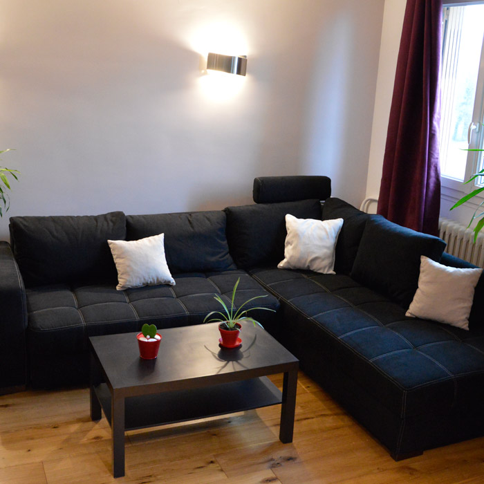 Canapé d'angle TUNDRA - Alterego Design - Photo 1