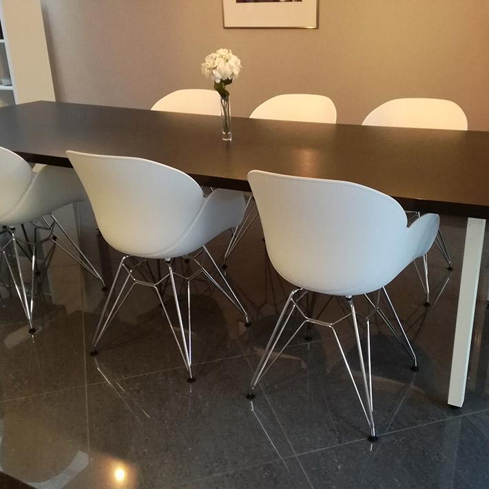 Chaise design UNAMI - Alterego Design - Photo 1