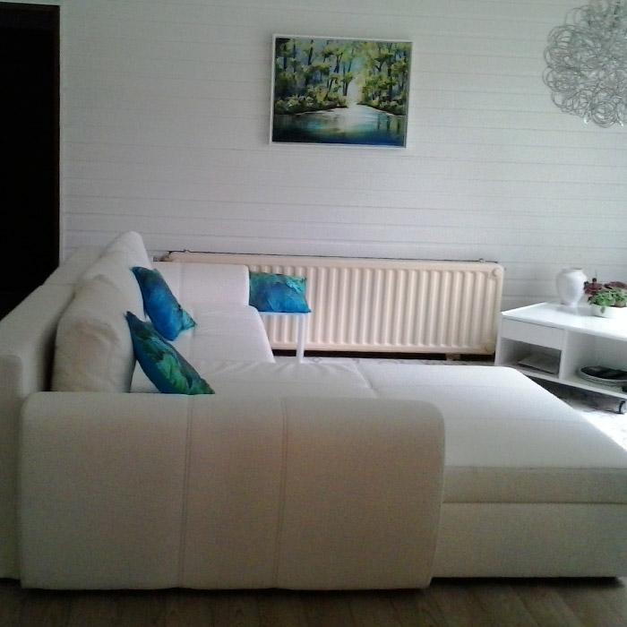 Canapé d'angle VERSO - Alterego Design - Photo 1