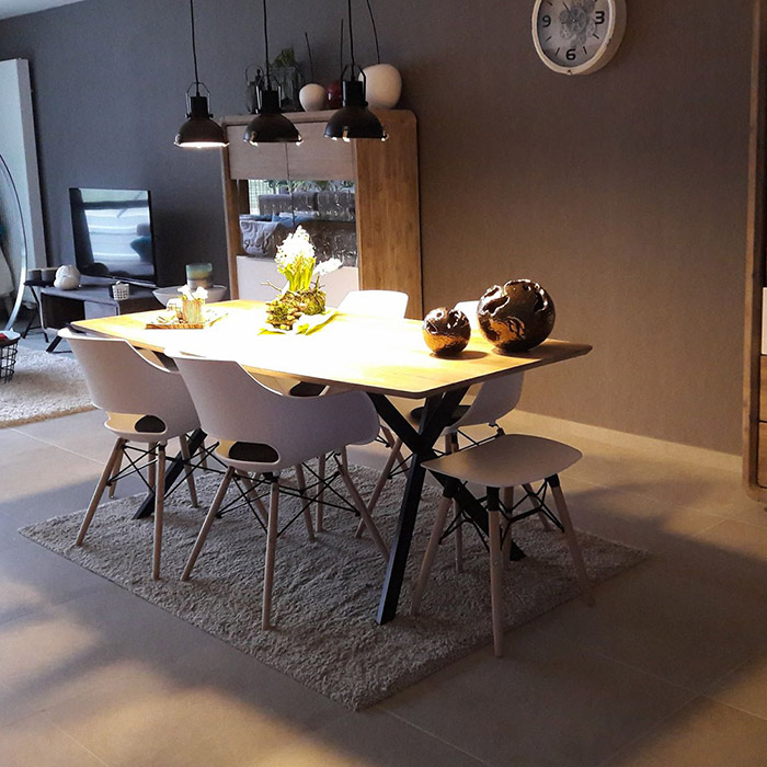 Lage kruk ALADIN - Alterego Design - Foto 1