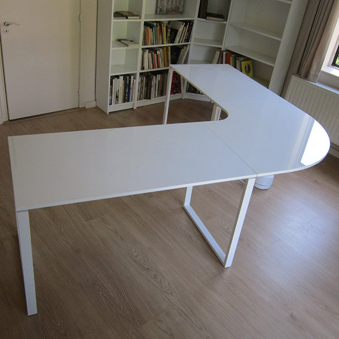 Bureau d'angle ALASKA - Alterego Design - Photo 4