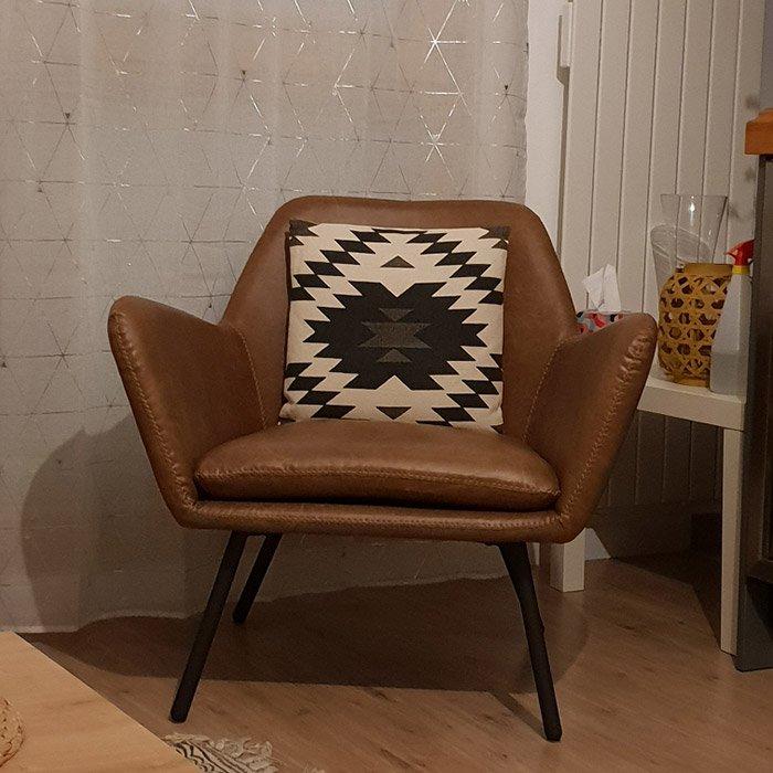 Fauteuil lounge AMERIKA - Alterego Design - Photo 1