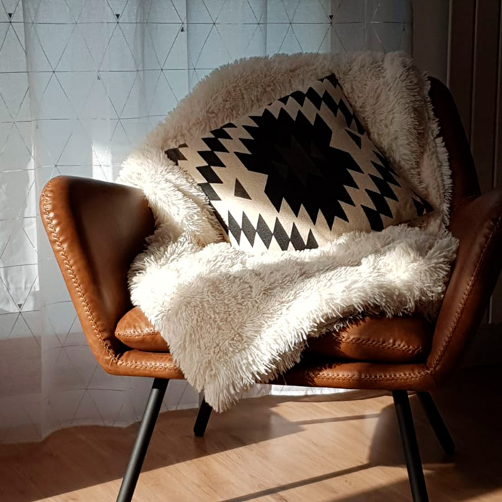 Lounge zetel AMERIKA - Alterego Design - Foto 2