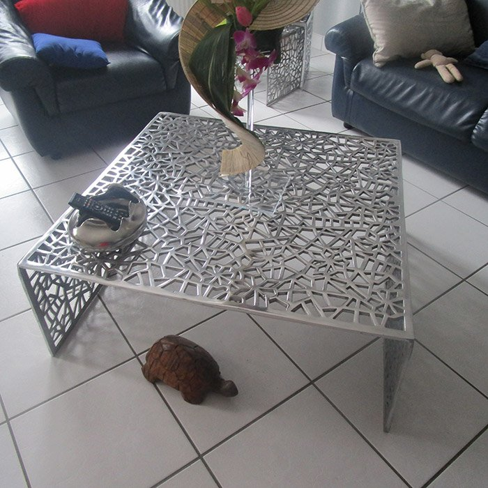 Table basse de salon ARANEA - Alterego Design - Photo 3