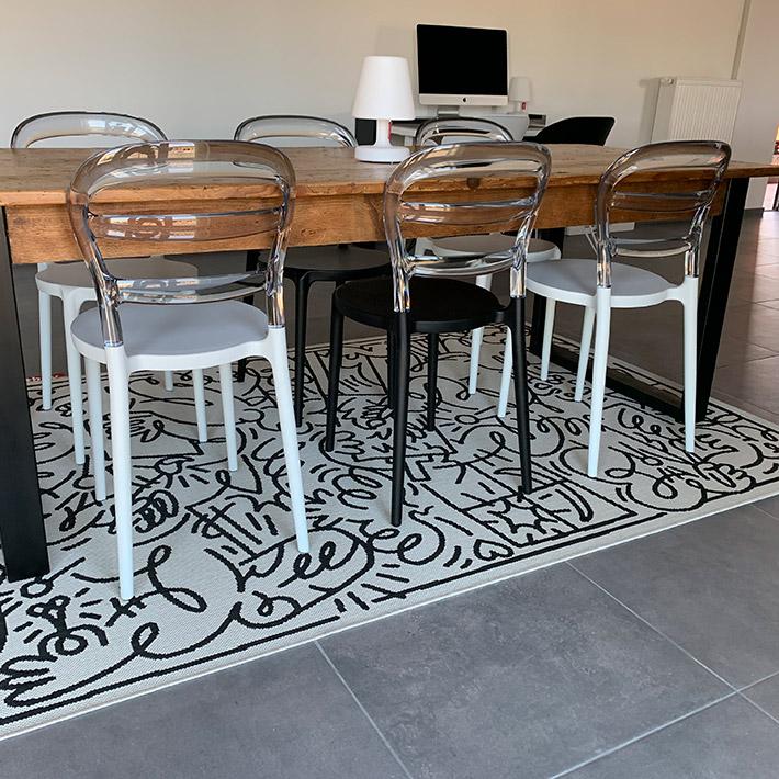 Design stoel BARO - Alterego Design - Foto 9