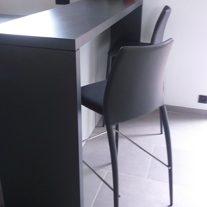 Tabouret de bar BARONE - Alterego Design - Photo 1