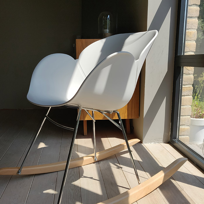 Schommelstoel BASKUL - Alterego Design - Foto 3