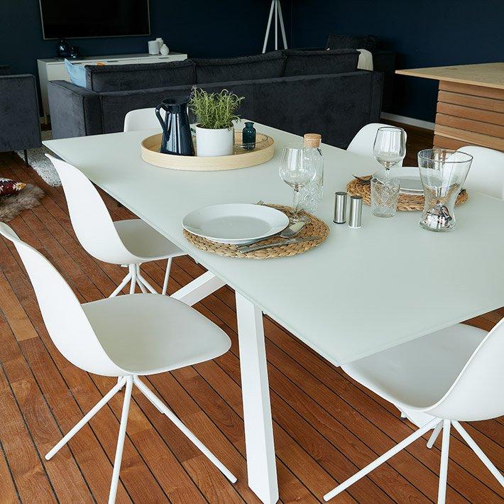 Table de salle à manger BIRDY - Alterego Design - Photo 2
