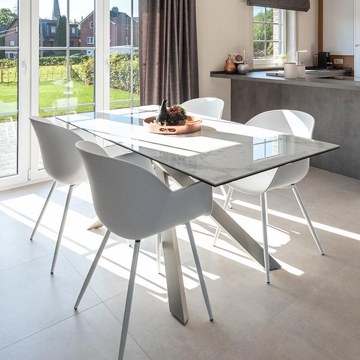 Table de salle à manger BIRDY - Alterego Design - Photo 3