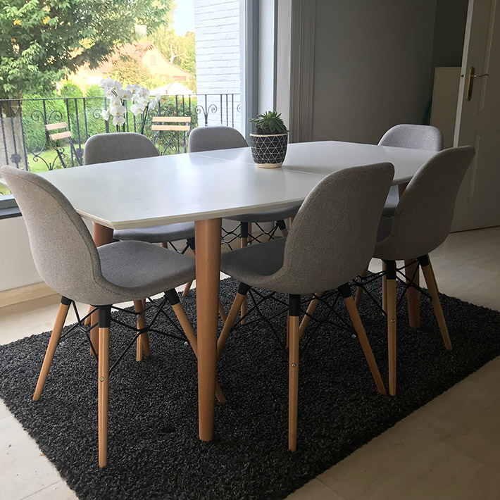 Design stoel BIZON - Alterego Design - Foto 2