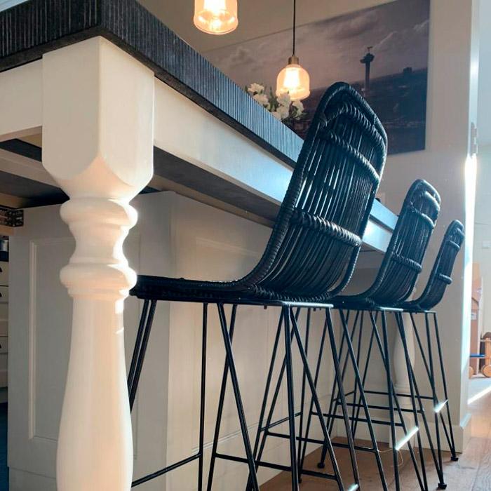 Tabouret de bar BOCADIA - Alterego Design - Photo 2