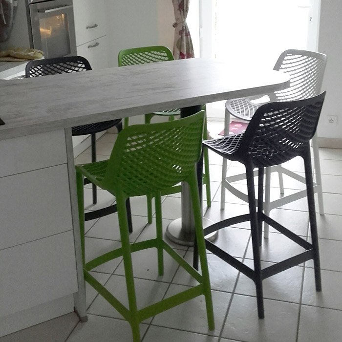 Tabouret snack BROZER MINI - Alterego Design - Photo 5