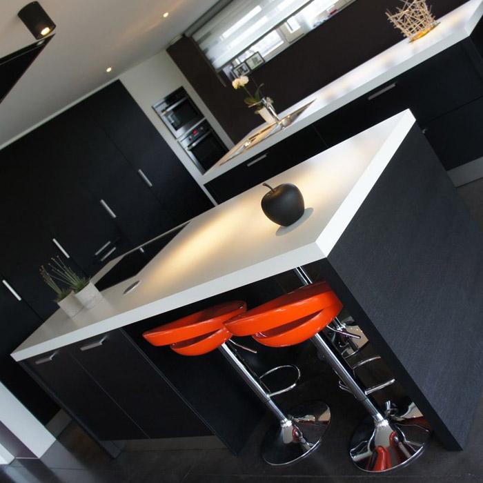 COMET verstelbare kruk - Alterego Design - Foto 9