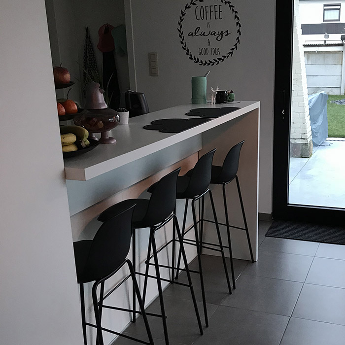 Tabouret de bar COOKIE - Alterego Design - Photo 2