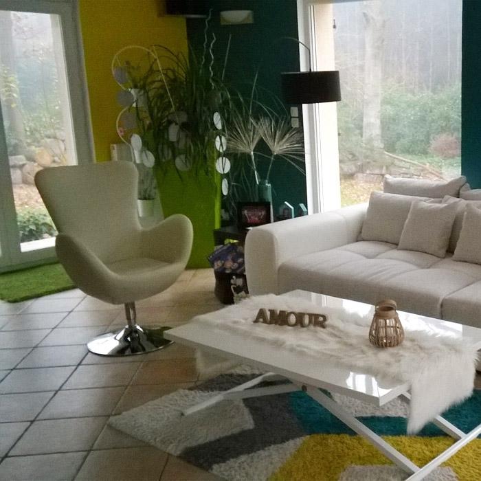 DOMUS draaibare zetel - Alterego Design - Foto 3