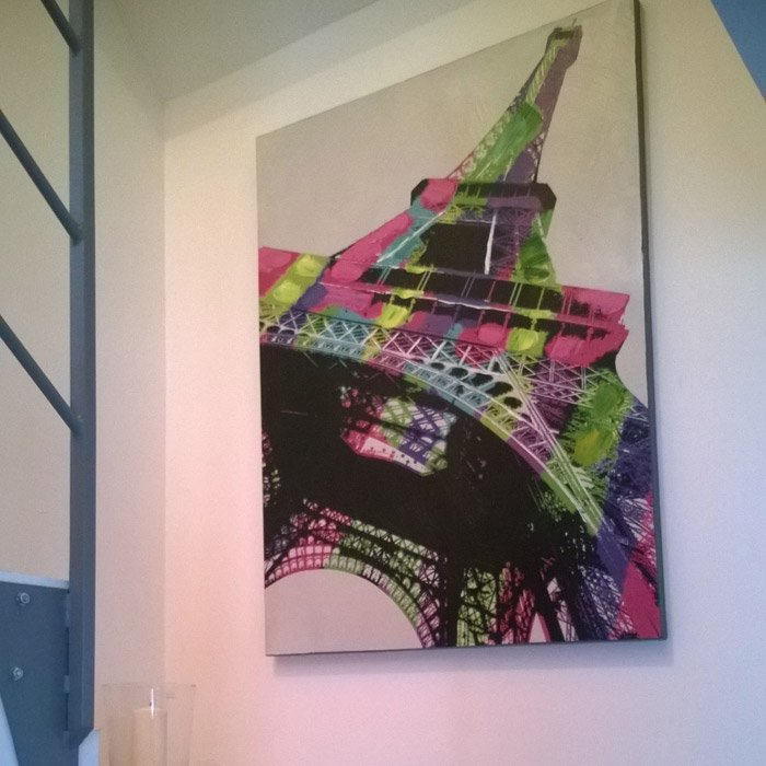 Tableau EIFFEL - Alterego Design - Photo 1