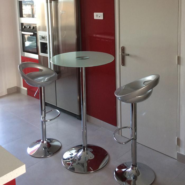 Table haute XENA - Alterego Design - Photo 5